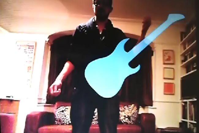 Воздушная Гитара
