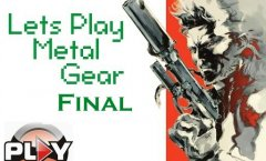 Lets Play Metal Gear. Финал