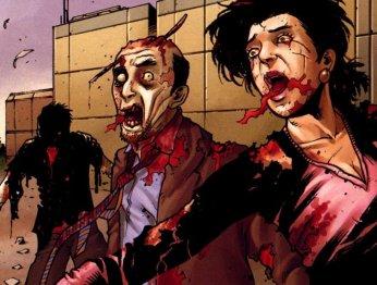 Какие комиксы почитать вожидании «Ходячих мертвецов»? Жесть, 18+