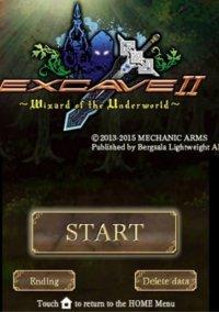 Excave II: Wizard of the Underworld – фото обложки игры