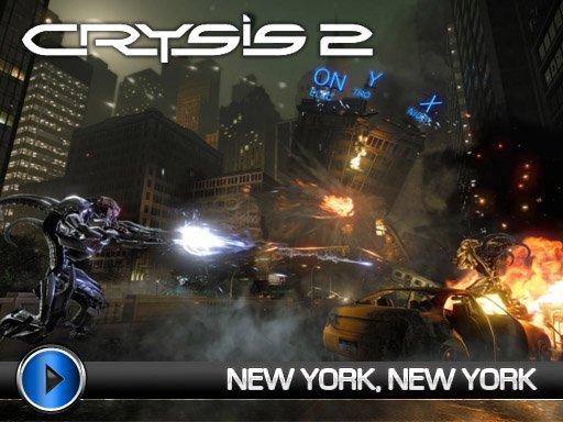 Crysis 2. Геймплей