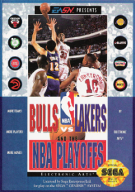 Bulls versus Lakers and the NBA Playoffs