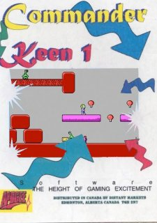 Commander Keen 1: Marooned on Mars