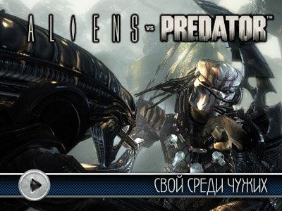 Aliens vs. Predator (2010). Видеоинтервью