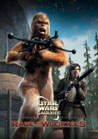 Star Wars Galaxies: Rage of the Wookiee – фото обложки игры