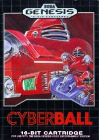 CyberBall – фото обложки игры