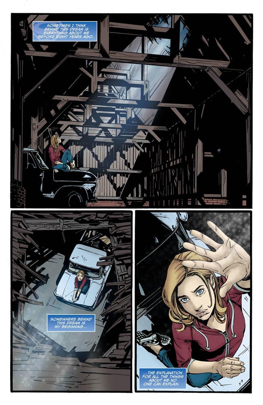 В новом комиксе Супердевушке изменили историю происхождения | Канобу - Изображение 8442