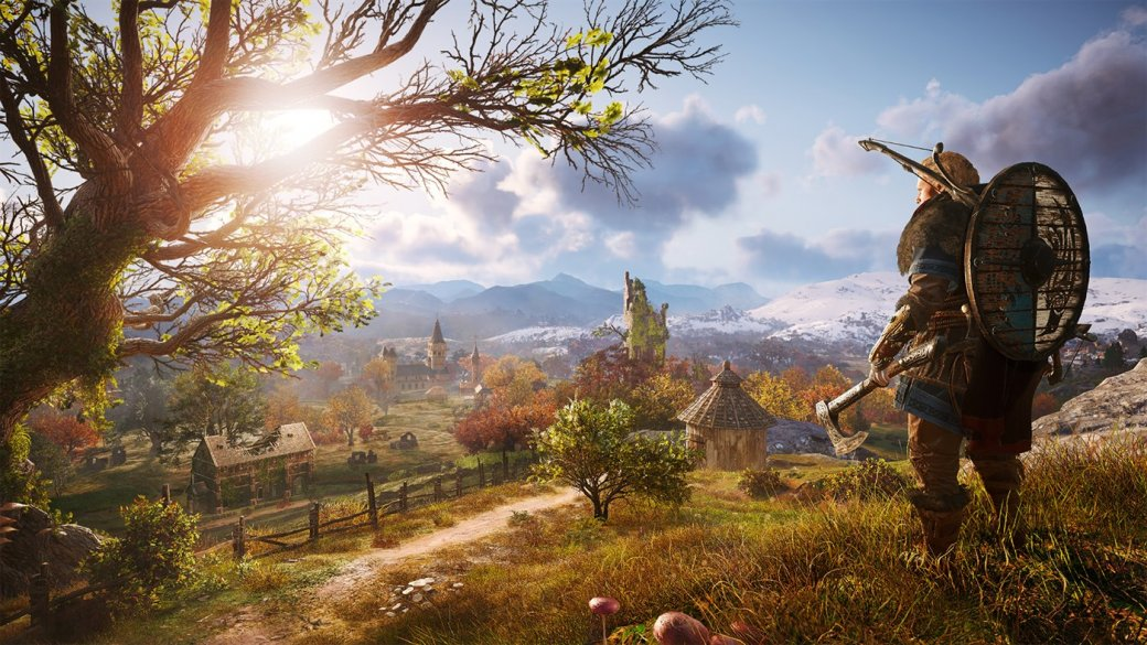 Assassin's Creed: Valhalla (2020) иреальные викинги вАнглии IXвека. Как все было насамом деле? | Канобу - Изображение 5364