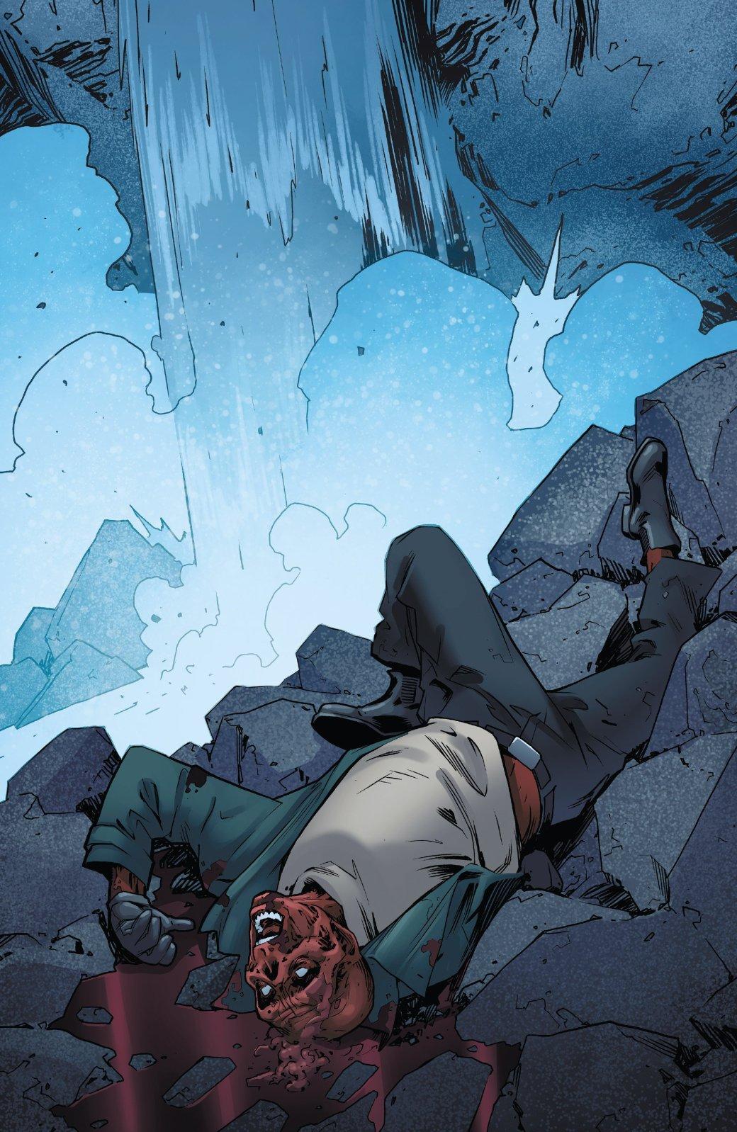 Как Капитан Америка расправился со своим главным врагом | Канобу - Изображение 10620