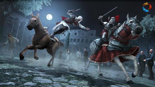 Assassin's Creed: Brotherhood. Превью: правосудие в капюшоне | Канобу - Изображение 11410