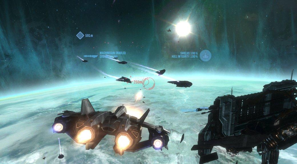 Обзор Halo: Reach - Знакомство со Спартанцами | Канобу - Изображение 5
