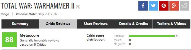 Что критики думают про Total War: Warhammer II: «Стоящий преемник». - Изображение 2