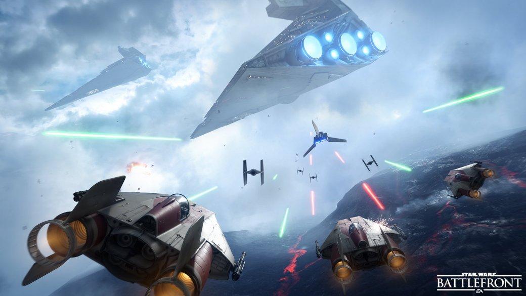 Впечатления от беты Star Wars: Battlefront | Канобу