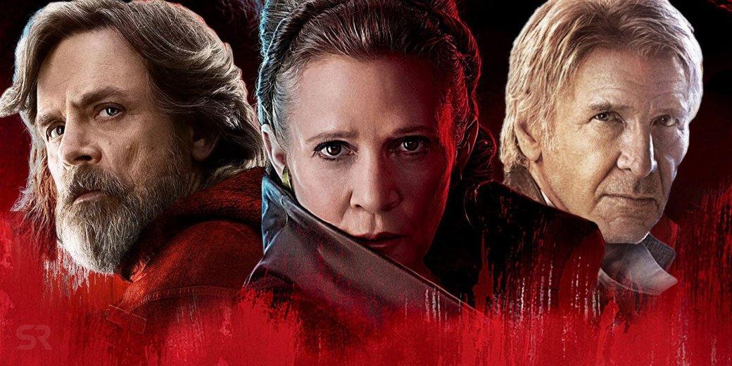 Слух: важную роль в девятом эпизоде «Звездных войн» сыграют Рыцари Рен | Канобу - Изображение 10064