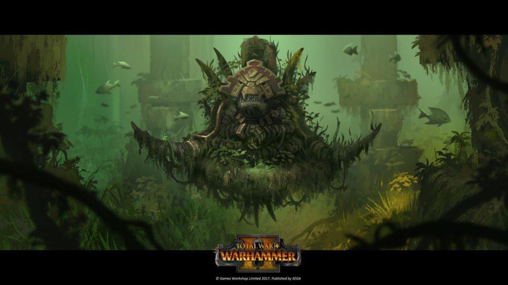 Взгляните напотрясающие концепт-арты Total War: Warhammer II. - Изображение 28