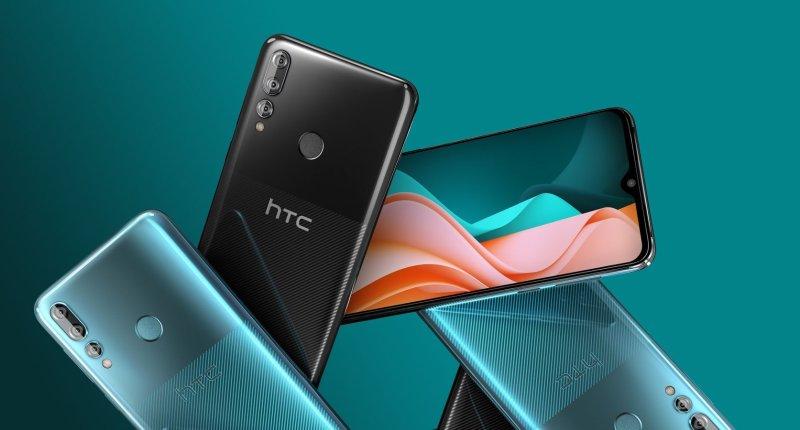 В России начались продажи бюджетного смартфона HTC Wildfire E2