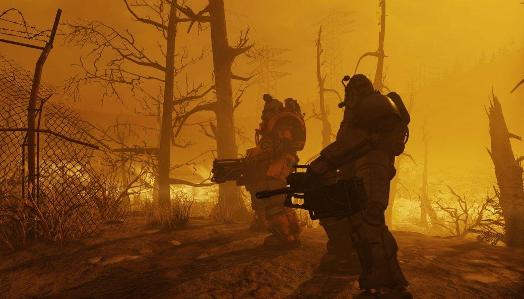 Fallout иреальность: история ядерного оружия винтерактивном таймлайне   Канобу