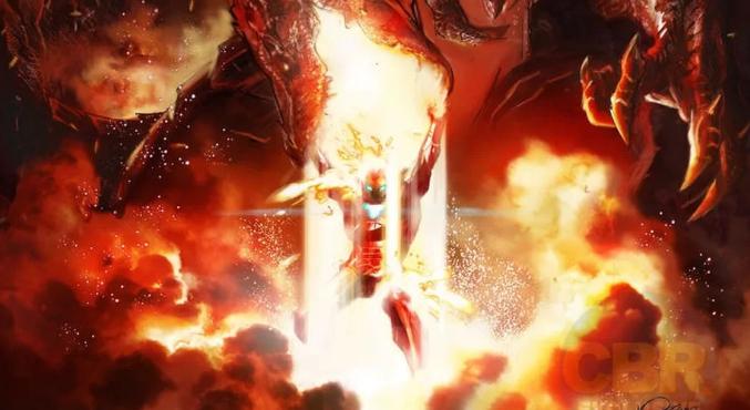 Больше анонсов! Война десяти миров затронет даже Человека-муравья. Ему придется побыть Гигантом   Канобу - Изображение 1