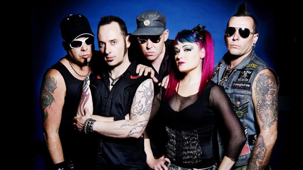 Любимая музыка «Канобу»: The Prodigy, Nine Inch Nails, Marilyn Manson и другие  | Канобу - Изображение 3879