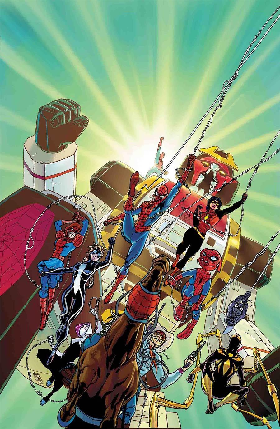 Апомните японского Человека-паука— cамую безумную (возможно, даже лучшую) версию супергероя?   Канобу - Изображение 4