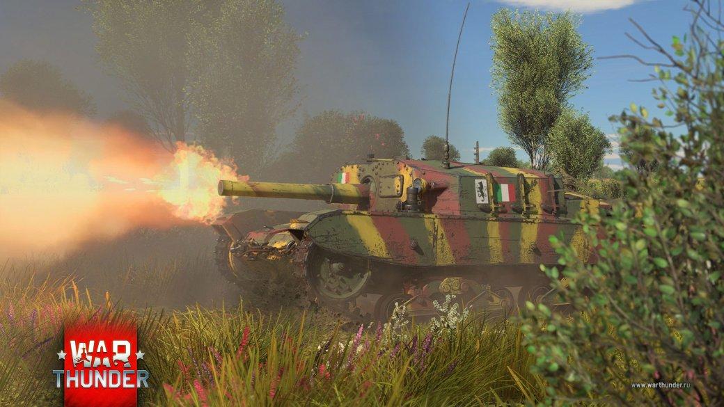 Итальянская техника появится в War Thunder уже в декабре | Канобу - Изображение 1