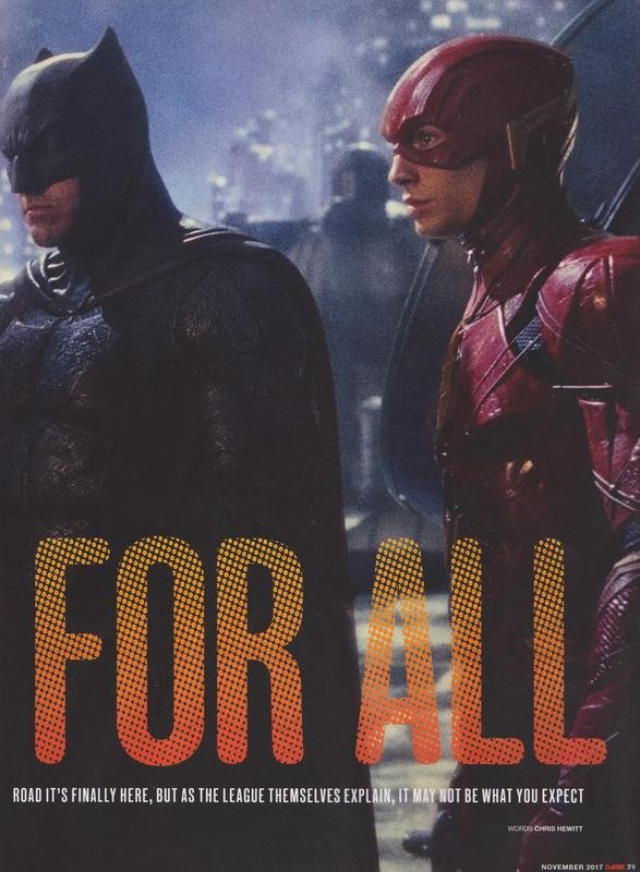 Бэтмен, Чудо-женщина иАквамен насвежих кадрах сосъемок «Лиги справедливости». - Изображение 5