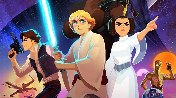 Disney выпустит анимационные короткометражки по первым «Звездным войнам» для детей   Канобу - Изображение 3402