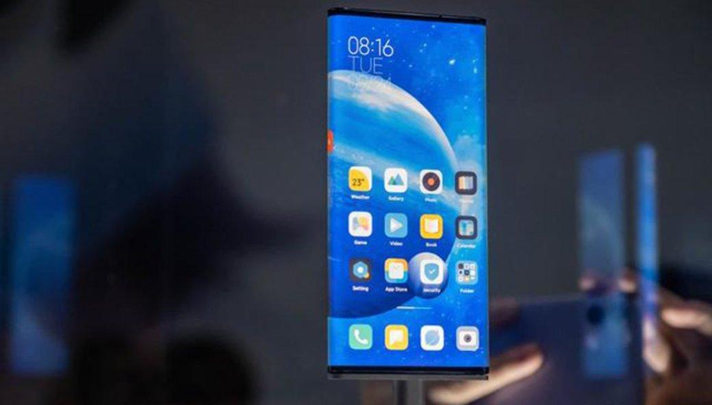 ВРоссию приехал двухэкранный космический флагман Xiaomi MiMix Alpha | SE7EN.ws - Изображение 0