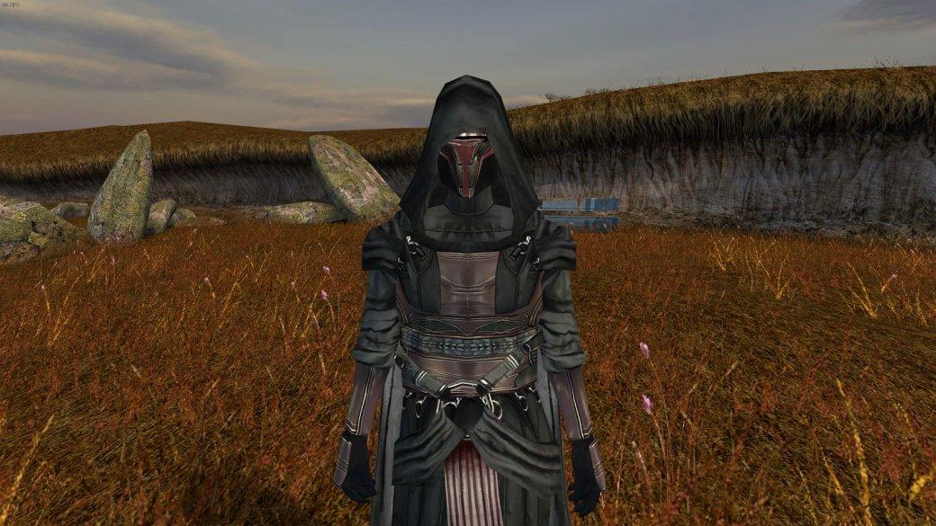 Фанатский мод для Knights ofthe Old Republic значительно улучшает внешний вид персонажей | Канобу - Изображение 1