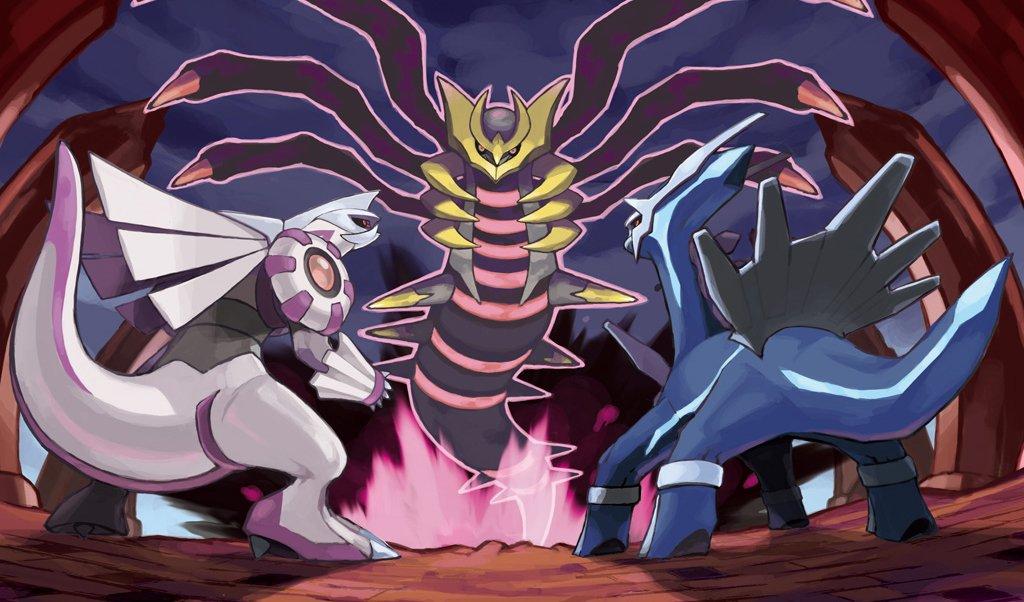 Легендарные покемоны | Канобу - Изображение 4