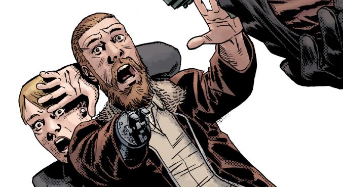Кто изважных героев «Ходячих мертвецов» погиб вновом выпуске комикса? | Канобу - Изображение 1