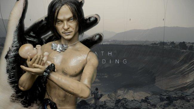 Сэм Бриджес из Death Stranding в миниатюре. - Изображение 1