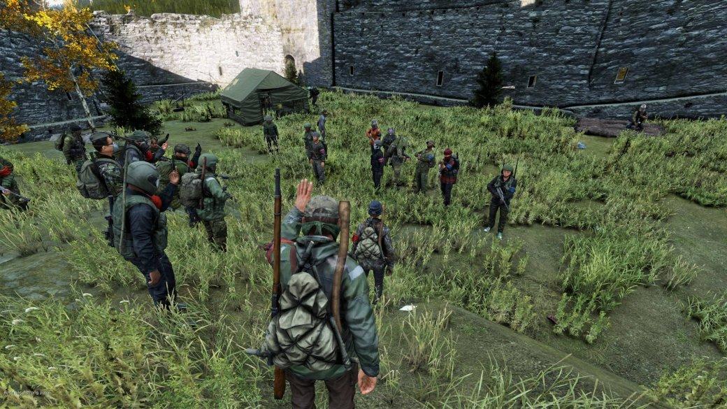 В бета-версии DayZ у геймеров наконец появилась возможность строить | Канобу - Изображение 1