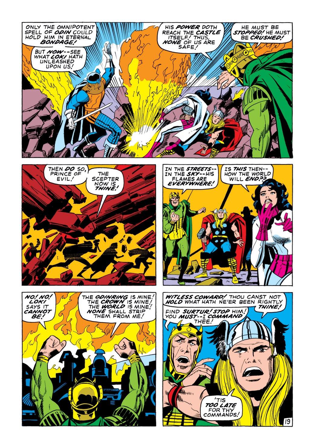 Эволюция Локи вкомиксах Marvel— бог обмана, король, Мститель, кандидат впрезиденты США | Канобу - Изображение 7008