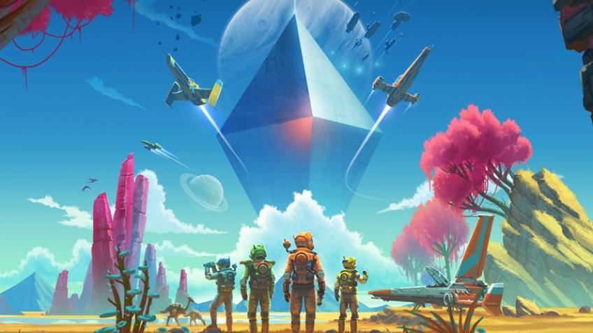 Игроки оказались в восторге от нового обновления NEXT для No Man's Sky — все обещания были выполнены. - Изображение 1