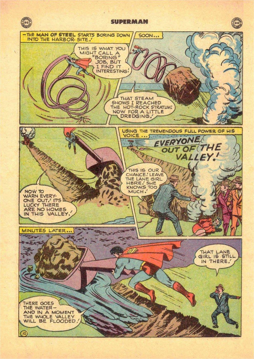История Супермена иэволюция его образа вкомиксах | Канобу - Изображение 16