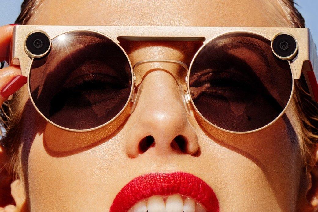 Представлены Spectacles3: стильные смарт-очки для Snapchat сдвумя камерами   Канобу - Изображение 1