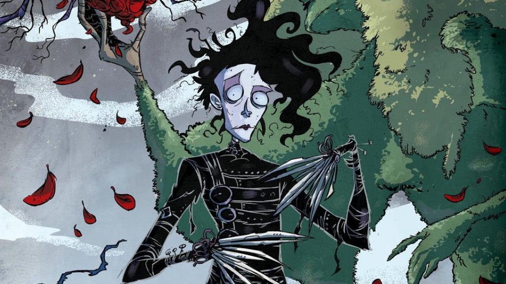 Ради чего стоитчитать комикс «Эдвард Руки-ножницы: Неизвестные детали»? | Канобу