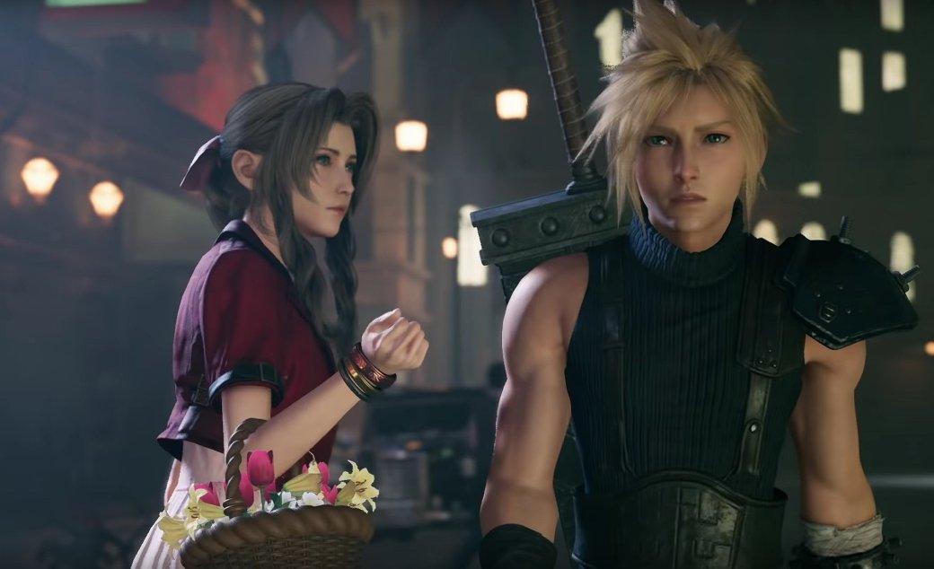 Впрошлом году Square Enix невыступала насцене— вместо этого она показала заранее записанный ролик стрейлерами. Вэтом году конференция была более или менее привычной.