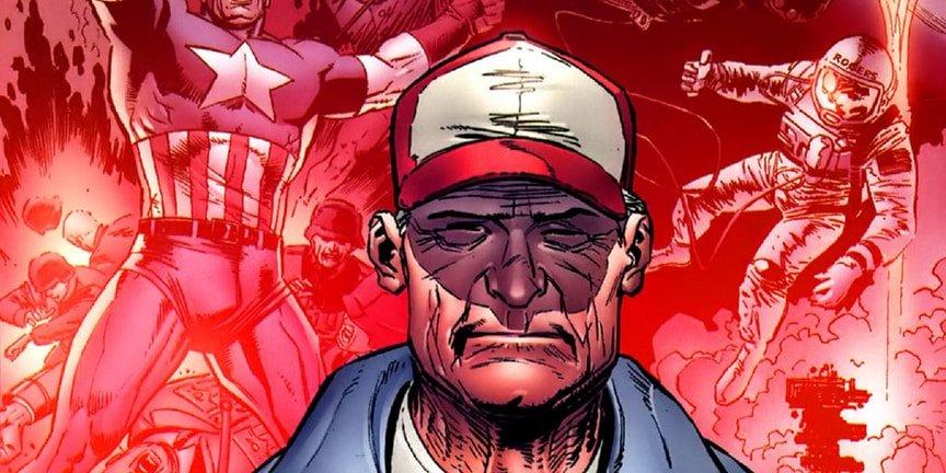 10 самых странных трансформаций Капитана Америка | Канобу - Изображение 11154