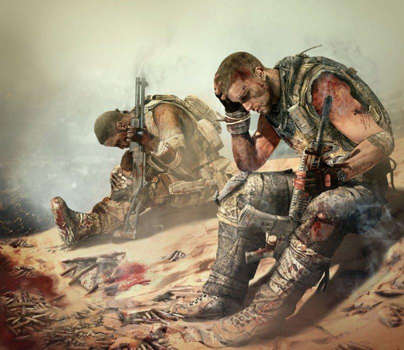 Обзор Spec Ops: The Line - рецензия на игру Spec Ops: The Line | Рецензии | Канобу