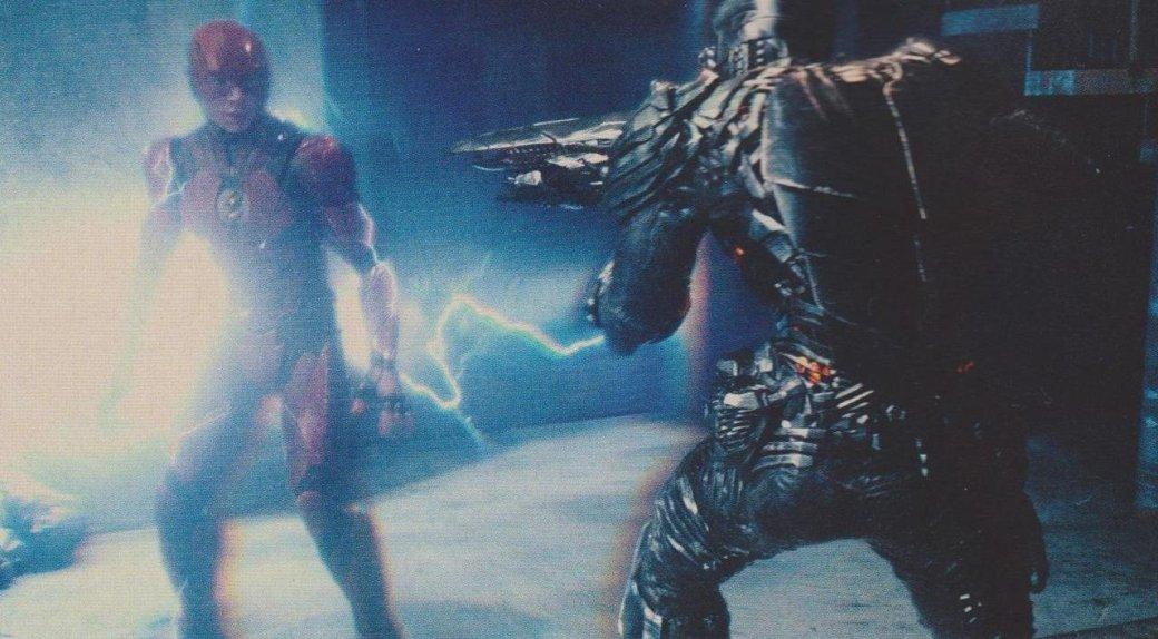 Бэтмен, Чудо-женщина иАквамен насвежих кадрах сосъемок «Лиги справедливости». - Изображение 1