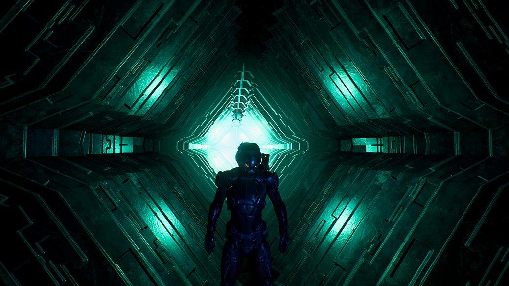 20 изумительных скриншотов Mass Effect: Andromeda | Канобу - Изображение 4