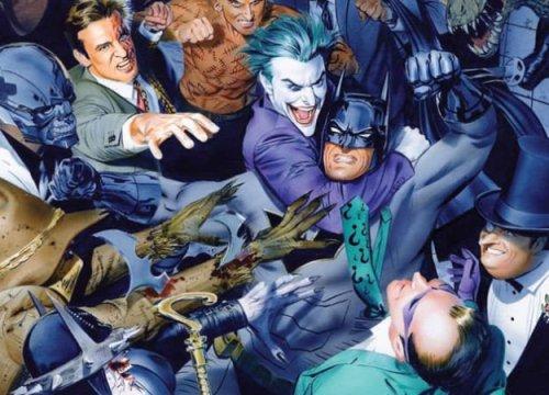 Галерея. 40+ обложек юбилейного тысячного выпуска Detective Comics сБэтменом. Налюбой вкус!