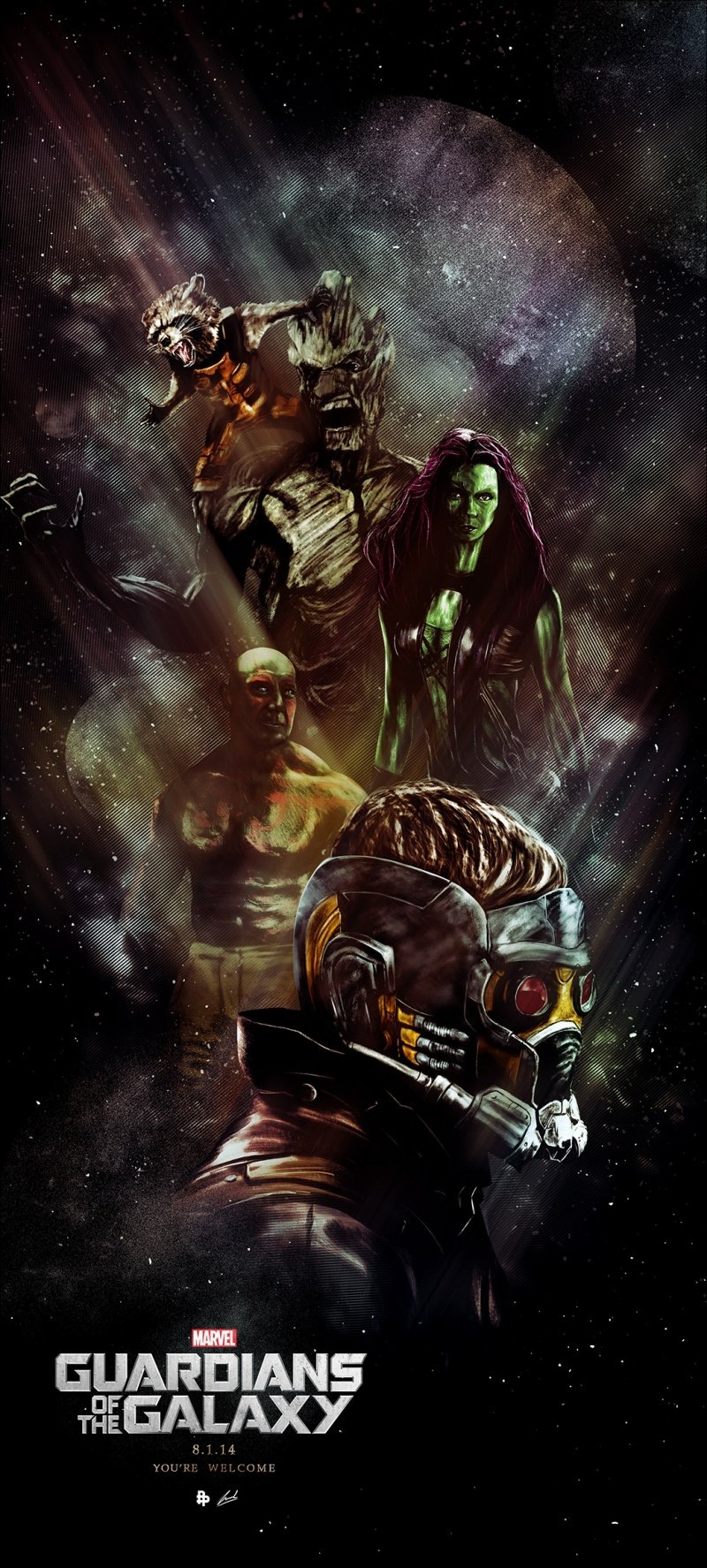 Стражи Галактики: хулиганский шедевр | Канобу - Изображение 8