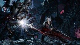 Данте кромсает демонов своим мотоциклом в новом геймплее Devil May Cry V