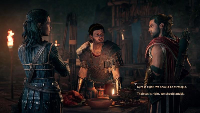 Однополая любовь инелинейность— что журналистам удалось разузнать обAssassin's Creed: Odyssey | Канобу - Изображение 7927