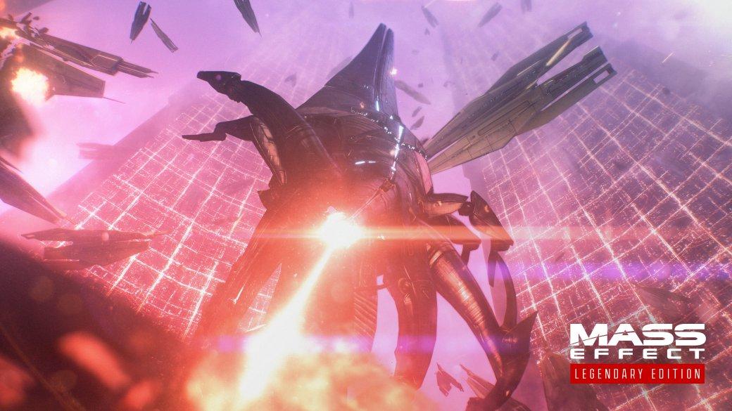 Обзор трейлераMass Effect: Legendary Edition(2021)   Канобу - Изображение 4216