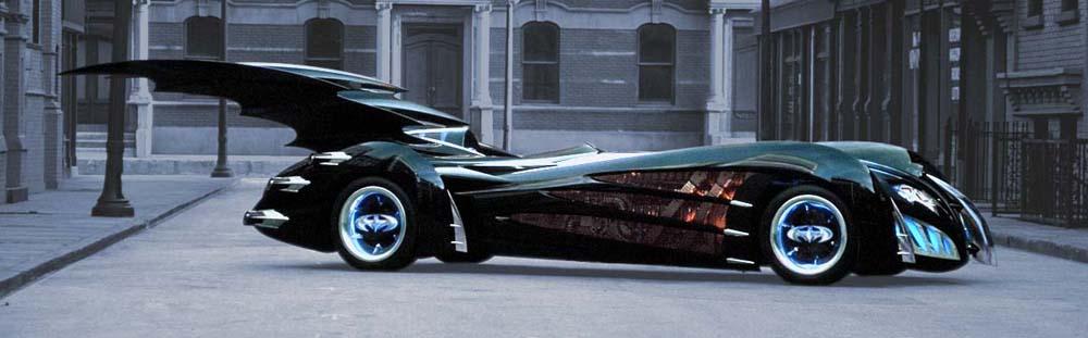 История бэтмобиля: все машины Темного Рыцаря | Канобу - Изображение 5076