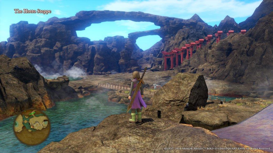 50 невероятно красочных скриншотов Dragon Quest XI | Канобу - Изображение 11524